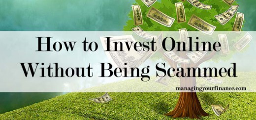 How to Invest Online Without Being Scammed