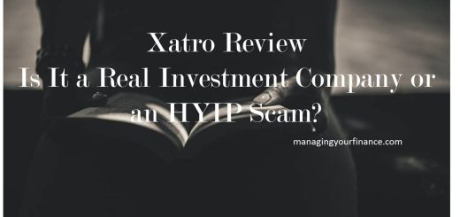 Xatro Review - Is It a Real Investment Company or an HYIP Scam