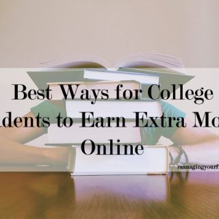 Best Ways for College Students to Earn Extra Money Online