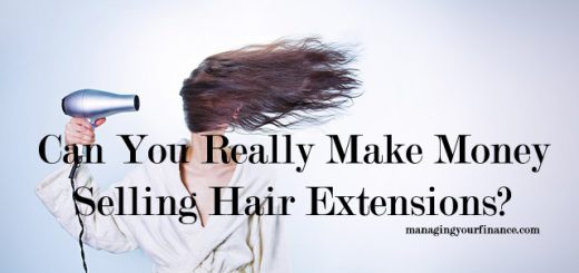Can You Really Make Money Selling Hair Extensions