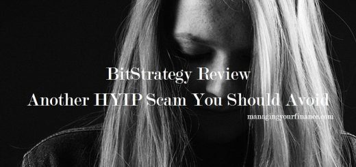 BitStrategy Review - Another HYIP Scam You Should Avoid