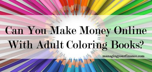 Can You Make Money Online With Adult Coloring Books
