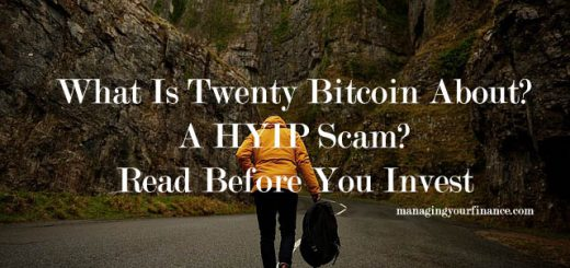 What Is Twenty Bitcoin About A HYIP Scam Read Before You Invest.