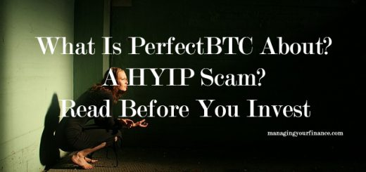 What Is PerfectBTC About A HYIP Scam Read Before You Invest