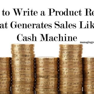 How to Write a Product Review That Generates Sales Like a Cash Machine