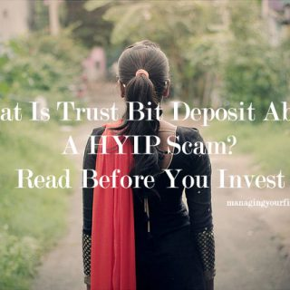 What Is Trust Bit Deposit About A HYIP Scam Read Before You Invest.