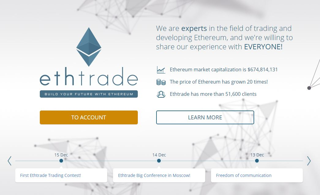 Ethtrade Review - Is Ethtrade a Scam or Legitimate? Read Before You Invest
