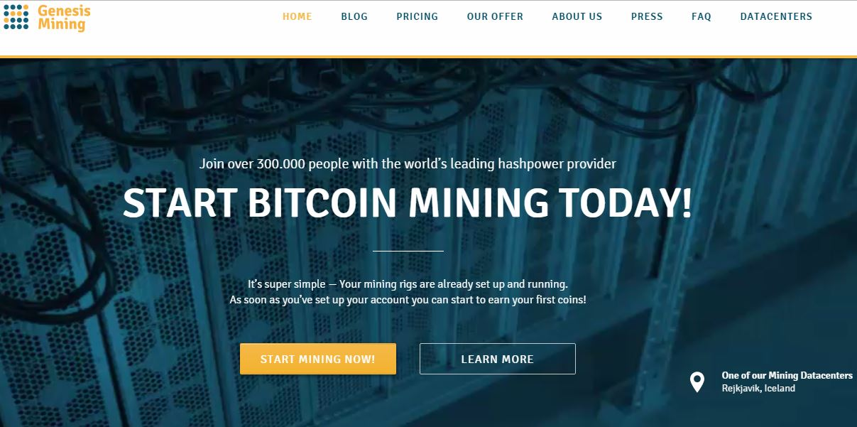 What Is Genesis Mining? Read This Review Before You Invest
