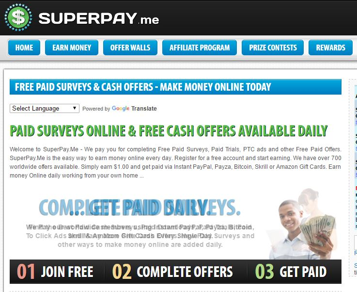 What Is Superpay.Me? Is Superpay.Me a Scam or Legit?