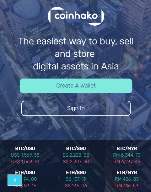 Coinhako Review: Bitcoin Exchange and Wallet for Malaysia & Singapore