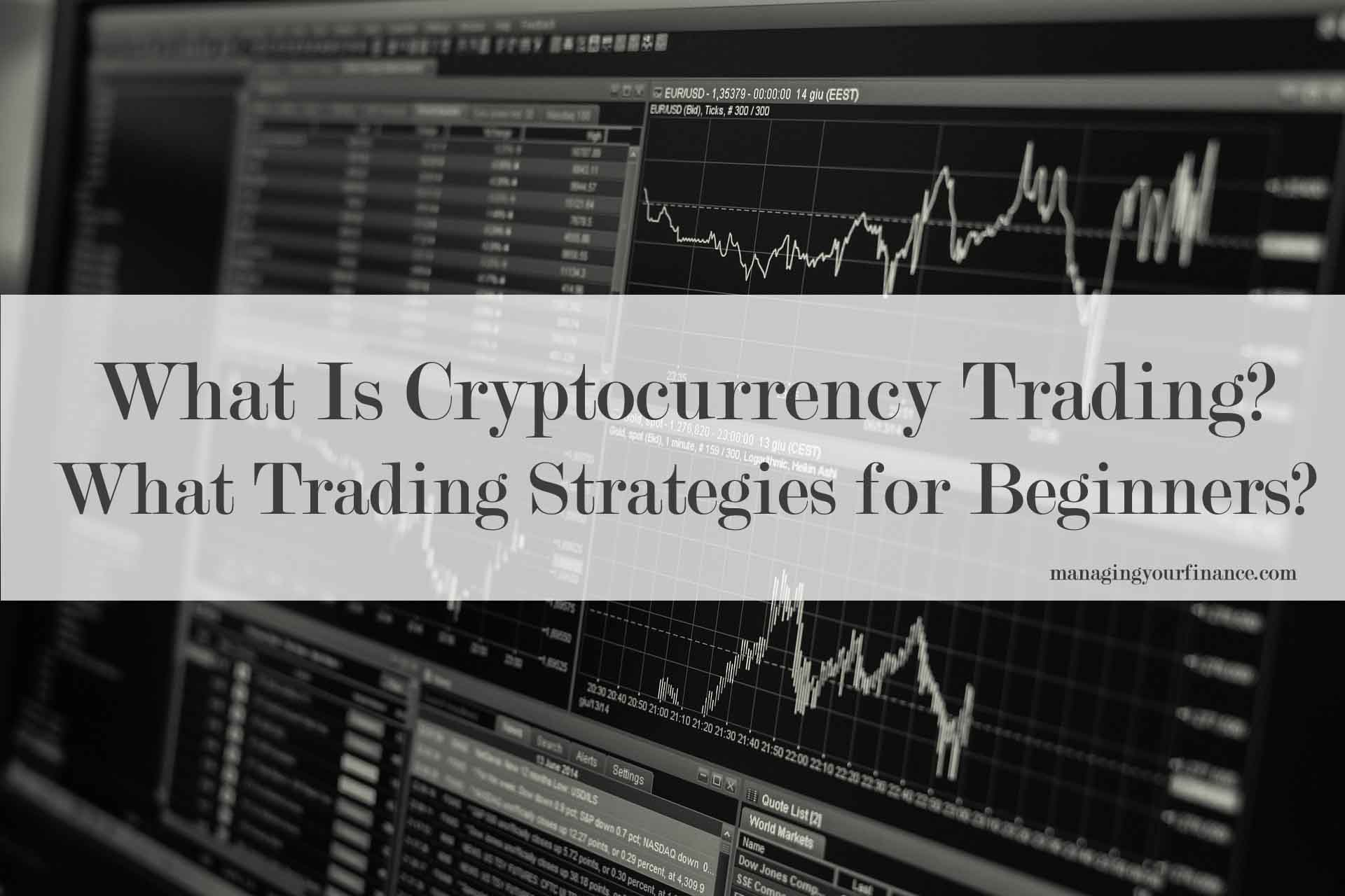 Day trading strategies for beginners