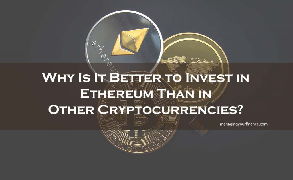 Other crypto currencies to invest in