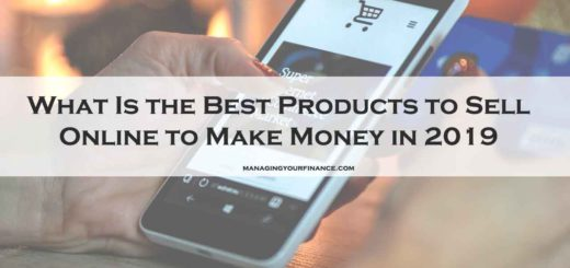 How to Make Money Online Selling Top Trending Products Step