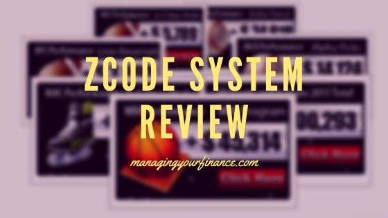ZCode System Review – How Good is This?? Is It a Scam??