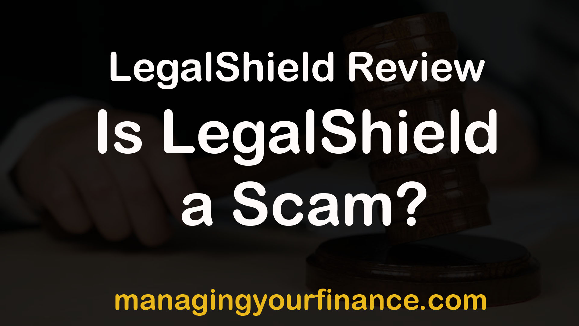 Is LegalShield a Scam- LegalShield Review