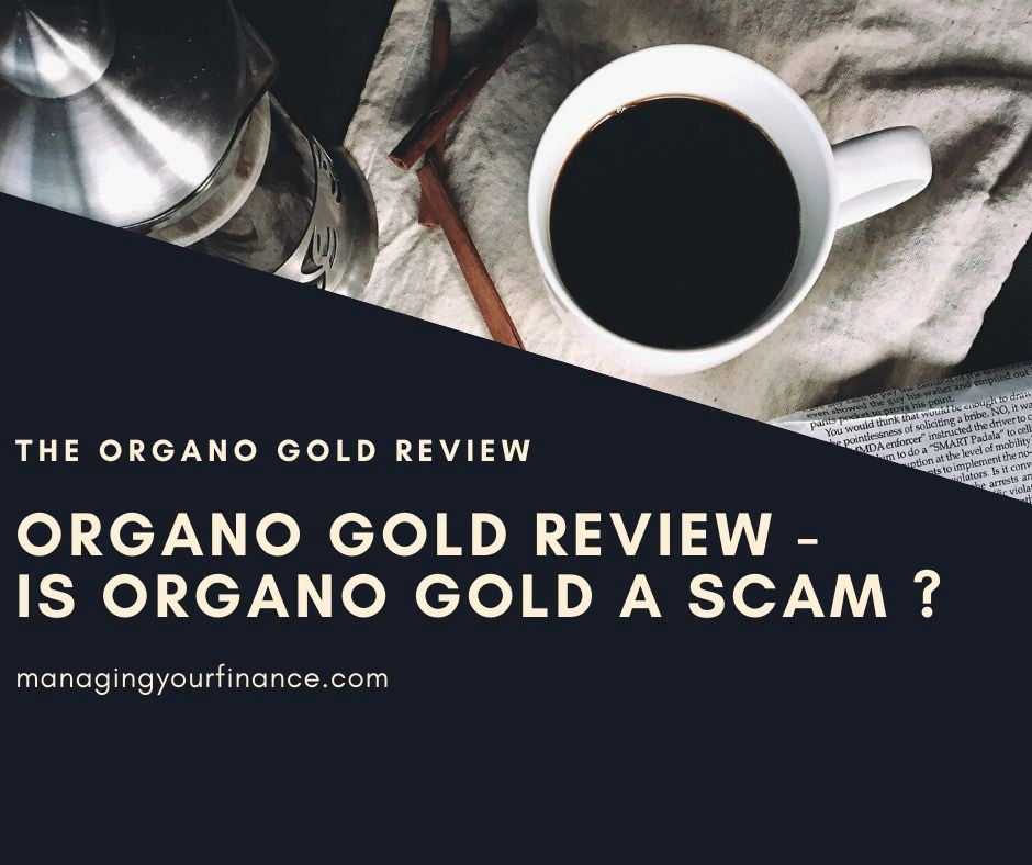 What is Organo Gold Coffee
