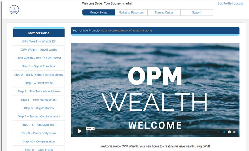 Is OPM Wealth a Scam – The Shocking Truth Behind It All!!