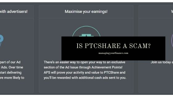Is PTCShare a Scam – Here's the Truth About Them