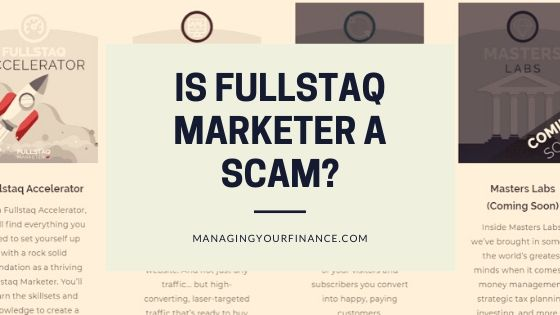 Is Fullstaq Marketer a Scam – Or Are They Legit?